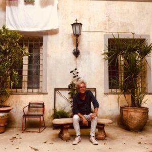 Stefano Giambanco, professione scenografo: le vibrazioni di uno spazio