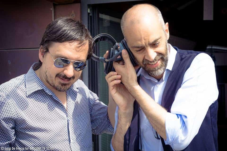 """Michele Pavanello e Paolo Lazzarini: """"Dell'amore non so scrivere"""" 1"""