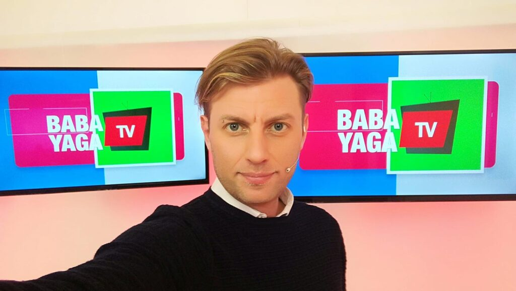 Felice compleanno Babayaga Tv 1
