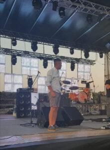 """Mirko Tisato: """"Vogliamo tornare a saturare l'odore del palcoscenico"""""""