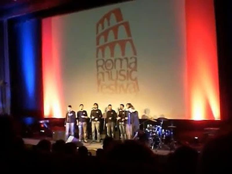 Non solo talent: Roma Music Festival 1
