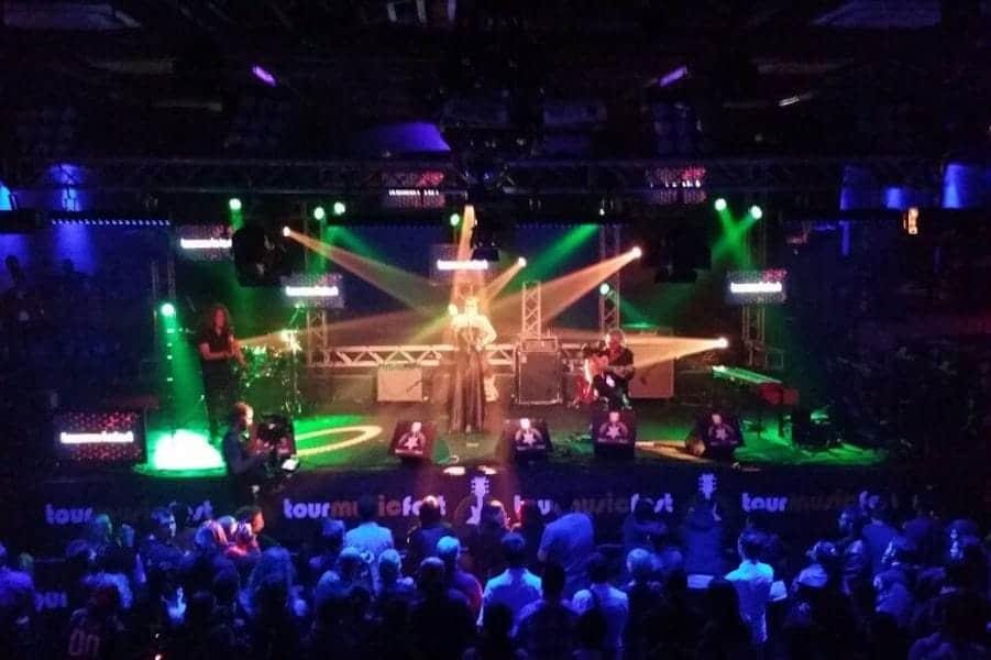 TMF è il più grande concorso musicale d'Europa.