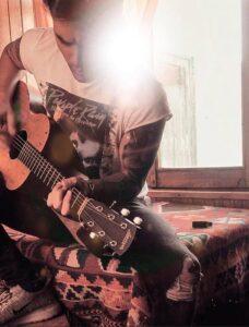 Cafiero: rock, chitarre e tanta passione 2