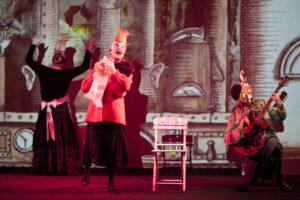 Musica a Teatro: Matteo de Mojana