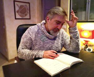 Musica a Teatro: Mauro Toscanelli 1