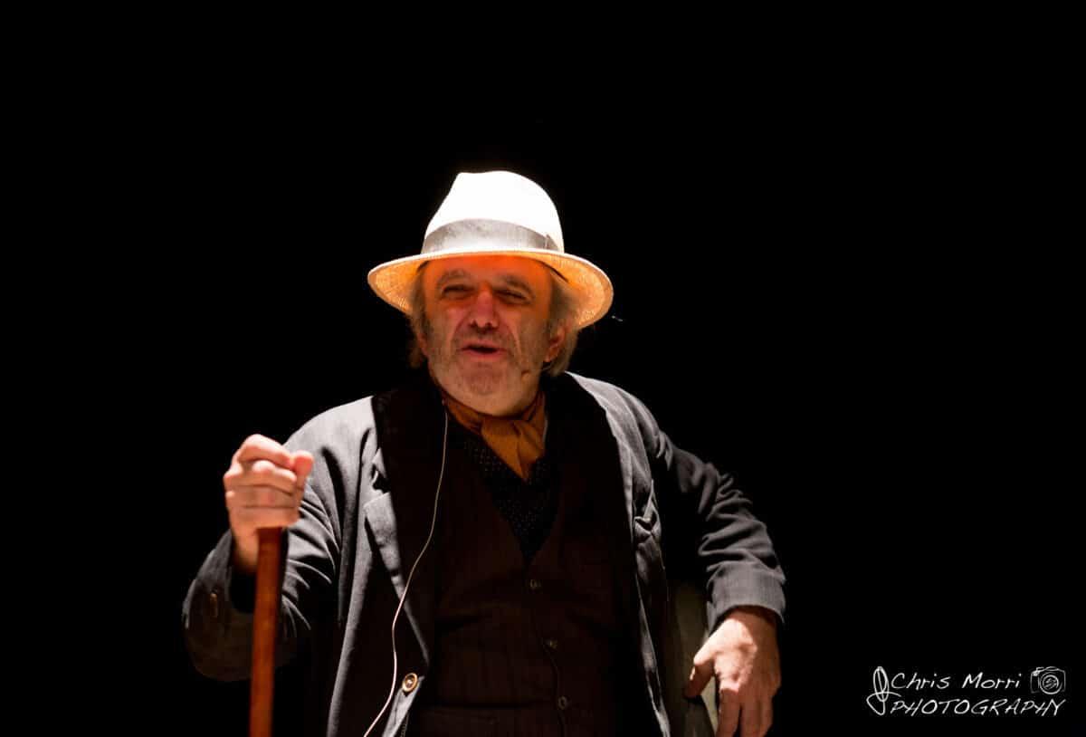 Note di Regia: Luca Guerini 2