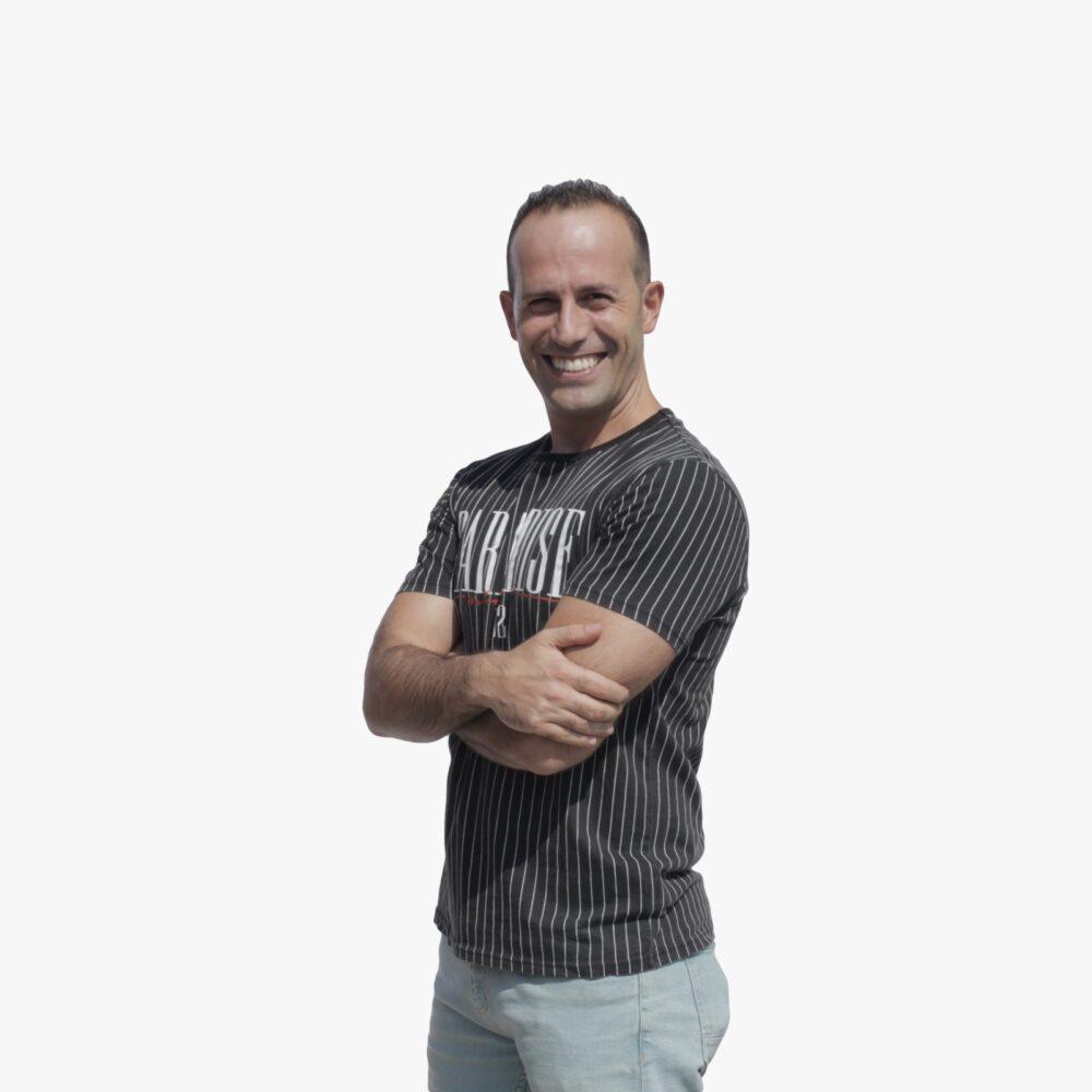 Pietro Spallone Station Manager di Cluster Fm