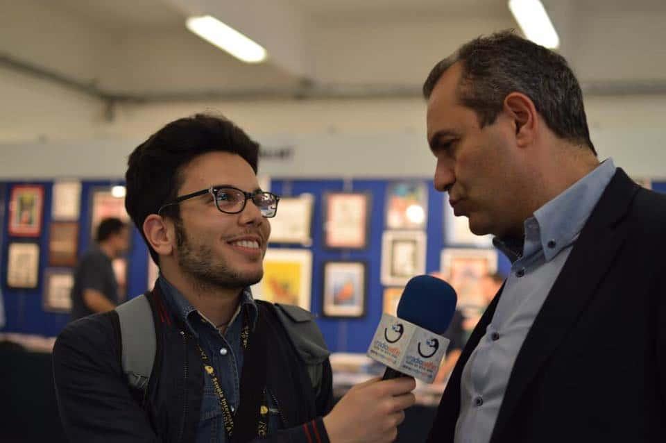Interviste a Radio Selfie da Salvatore Ricci