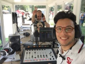 On Air 361: Salvatore Ricci di Radio Selfie