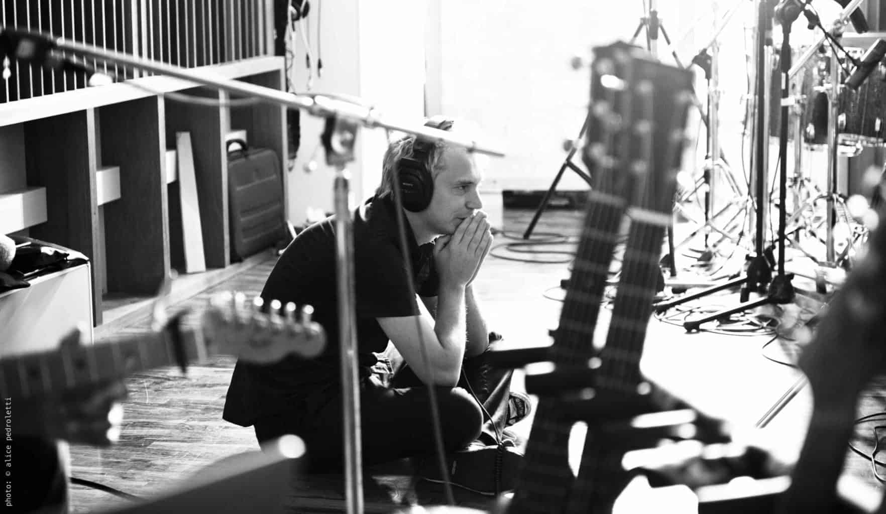 """Simone Bertolotti: """"Far sentire la nostra voce attraverso la musica"""" 1"""