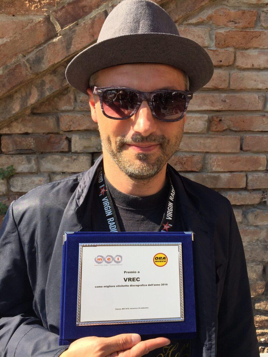 David Bonato Vrec Music Label