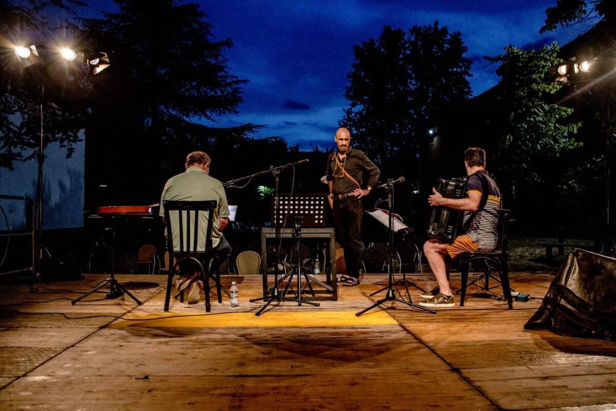 Musica a Teatro: Raul Iaiza