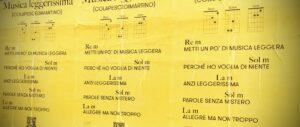 """""""Musica leggerissima"""": quando Sanremo sforna il tormentone 1"""