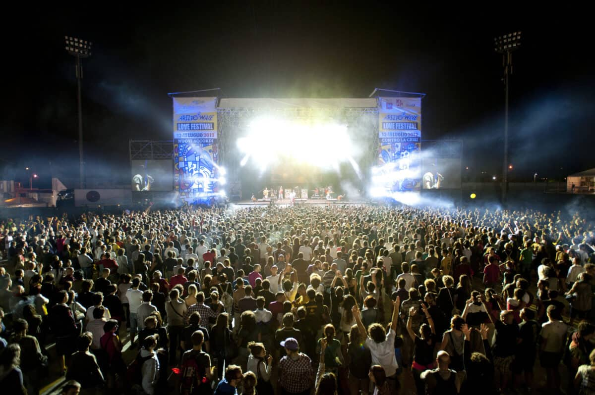 Non solo talent: Arezzo Wave Music Contest 1