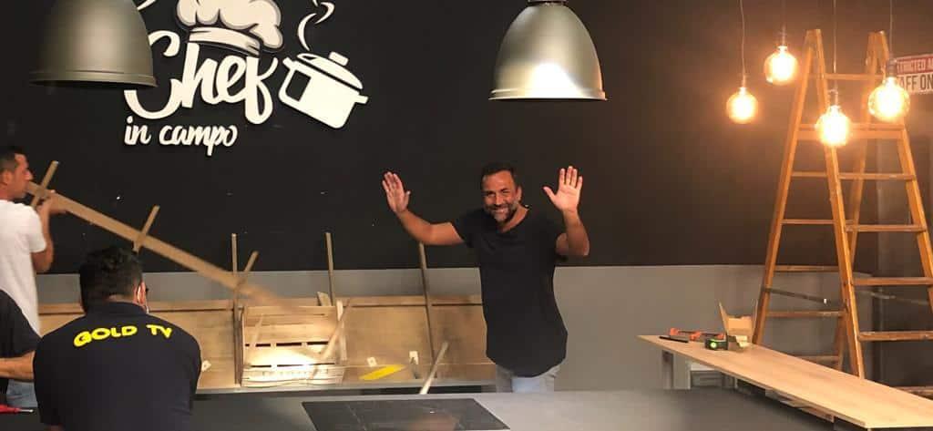 Chef in Campo