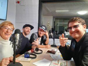 On Air 361: Dieghito a Radio  Alba 1