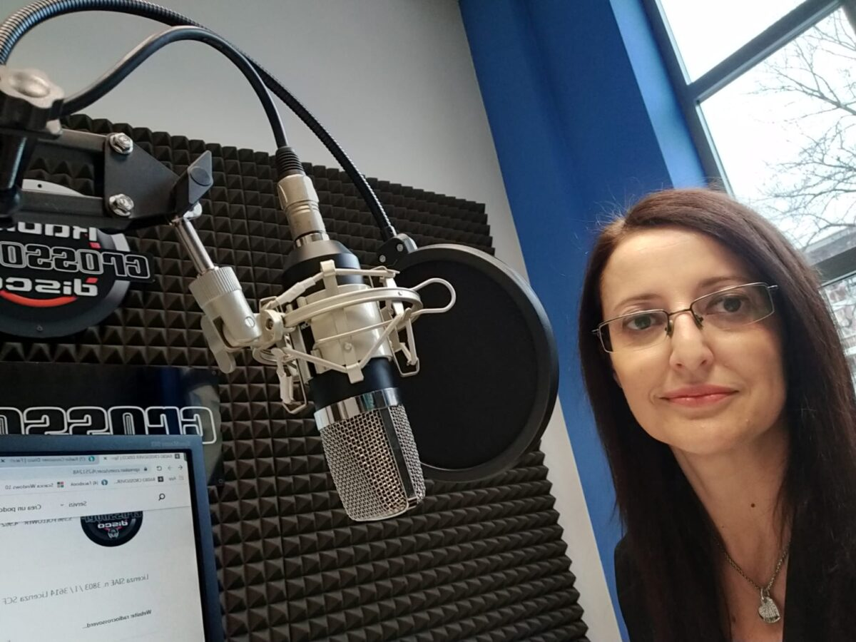 On Air 361: Paola Giannessi a Radio Crossover Disco