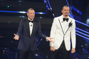 Sanremo 2021, il trionfo dei Maneskin 2