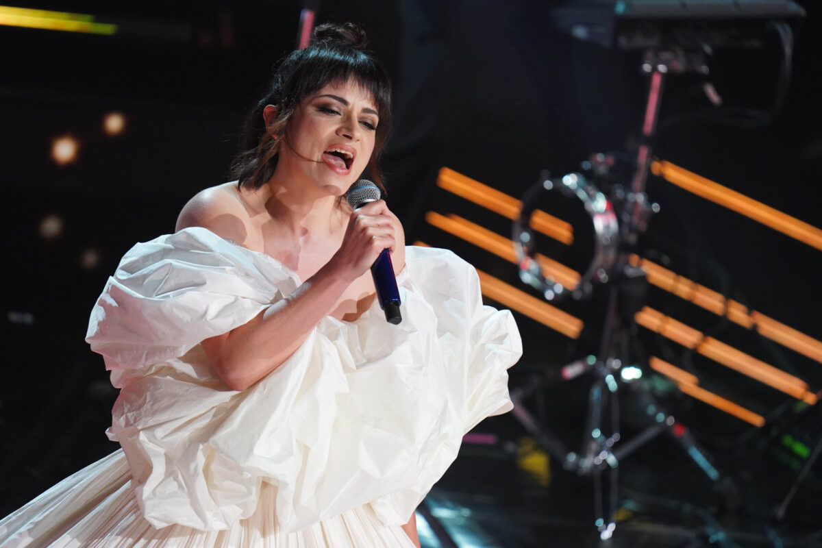 Sanremo 2021, la Rappresentante di Lista