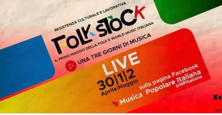 Folk Stock, il primo maggio della folk e world music italiana