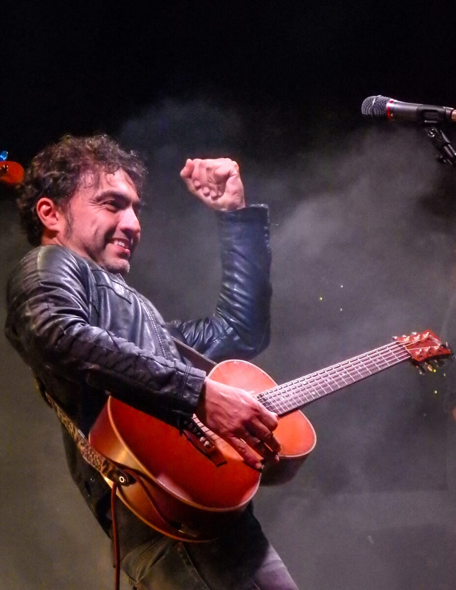Marco Ligabue live