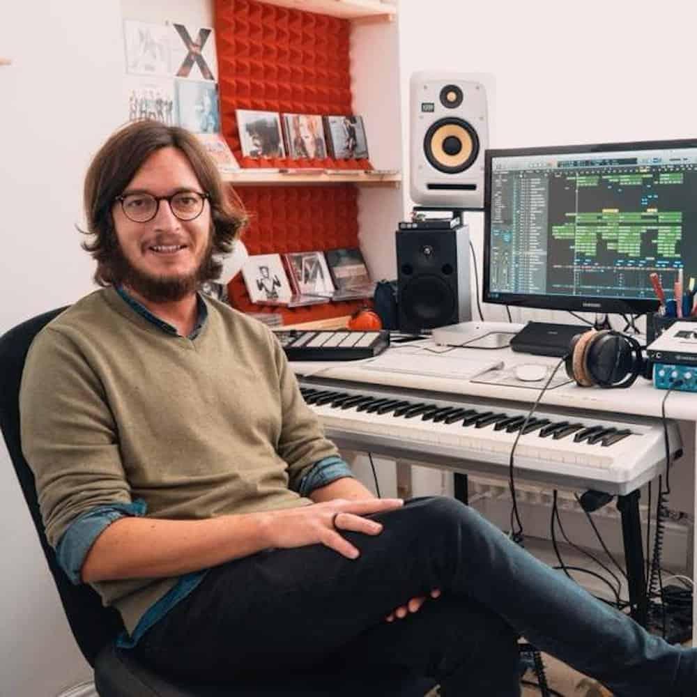 """Nicco Verrienti: """"La musica può aiutarci a rinascere"""""""