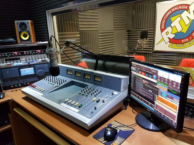 Luigi Mantovani Zona Mista a Radio Torre Macauda