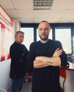 On Air 361: Radio Vicenza e Matteo Sandri 1
