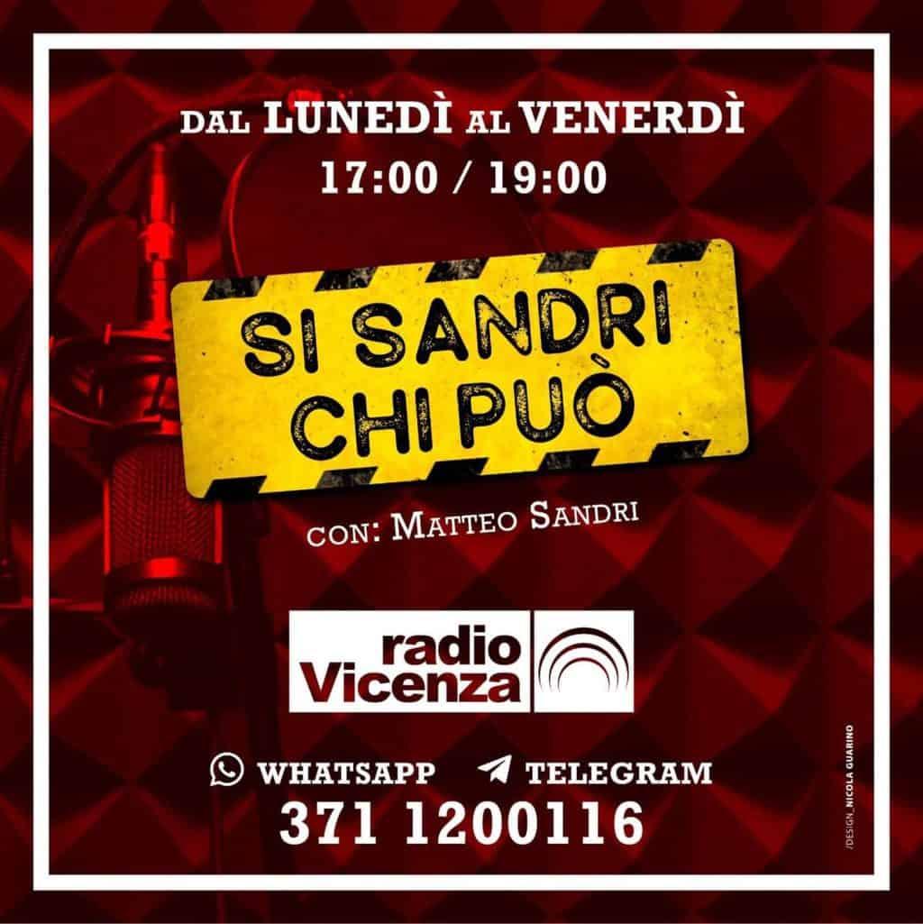On Air 361: Radio Vicenza e Matteo Sandri