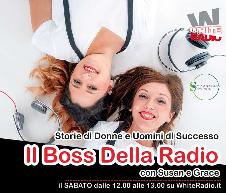 On Air 361: Susan&Grace su White Radio