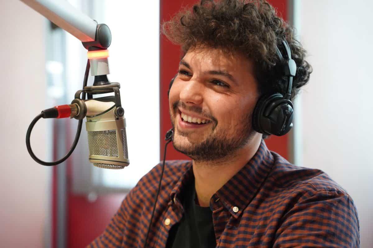 On Air 361: Damiano di Radio Globo