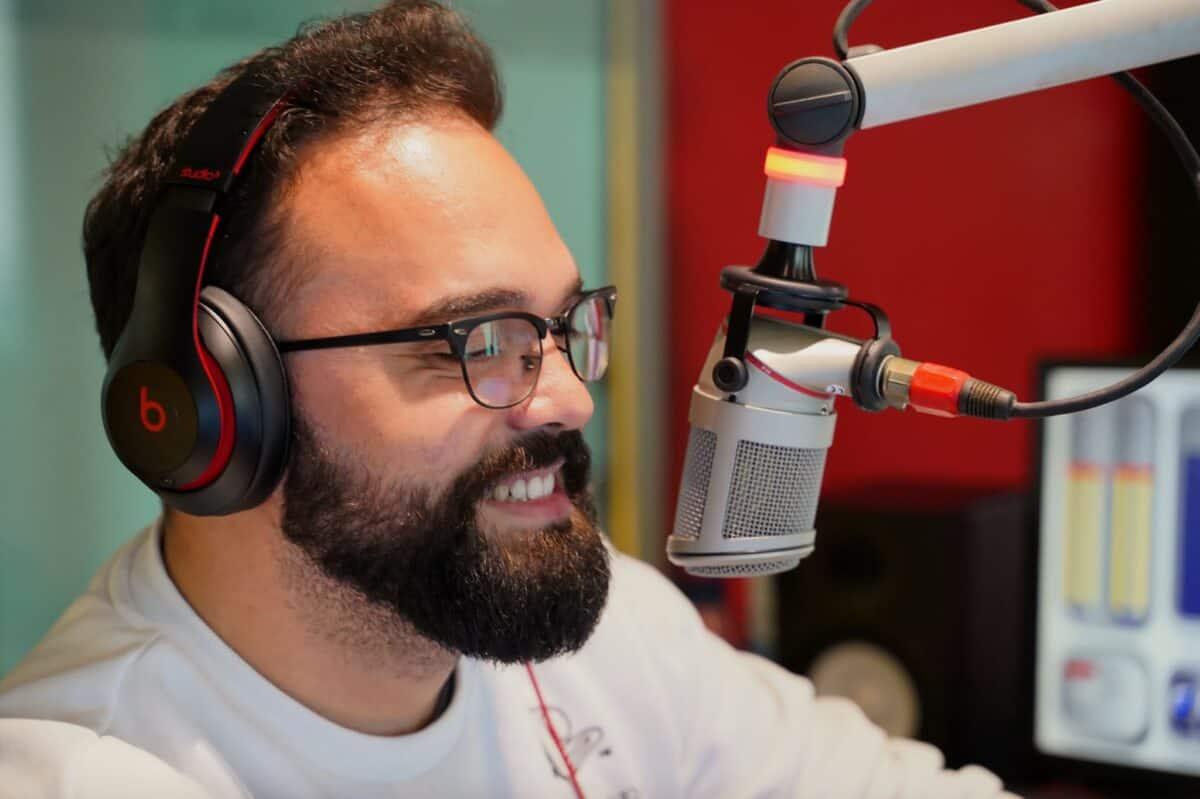 On Air 361: Umberto di Radio Globo