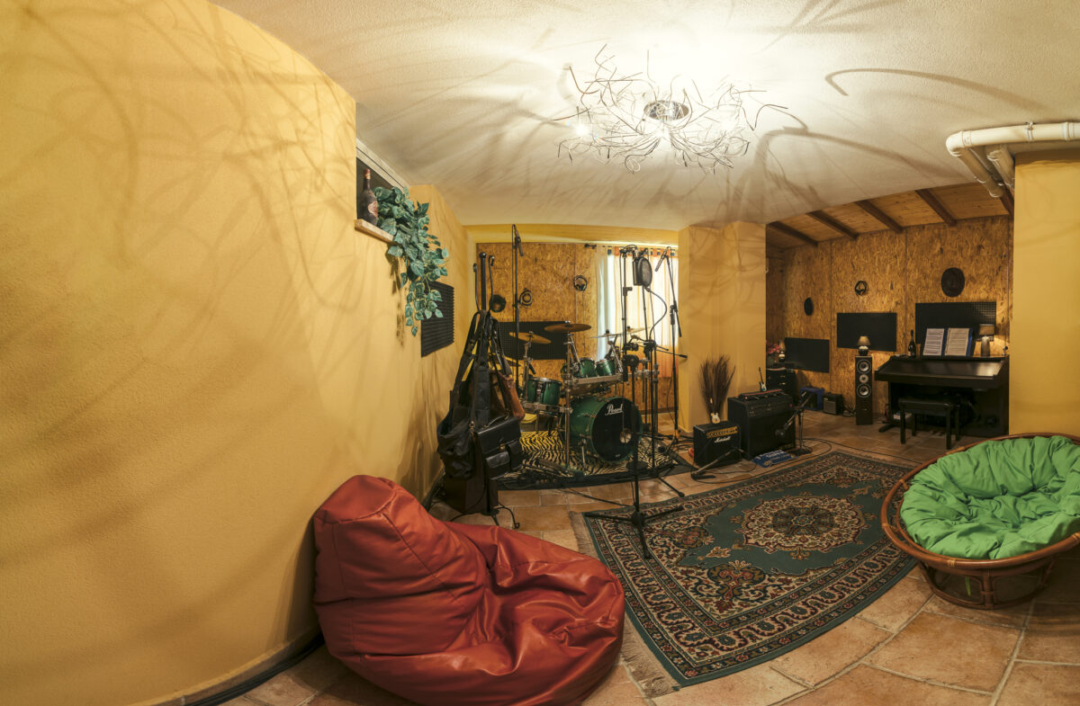 Meltina Records studio