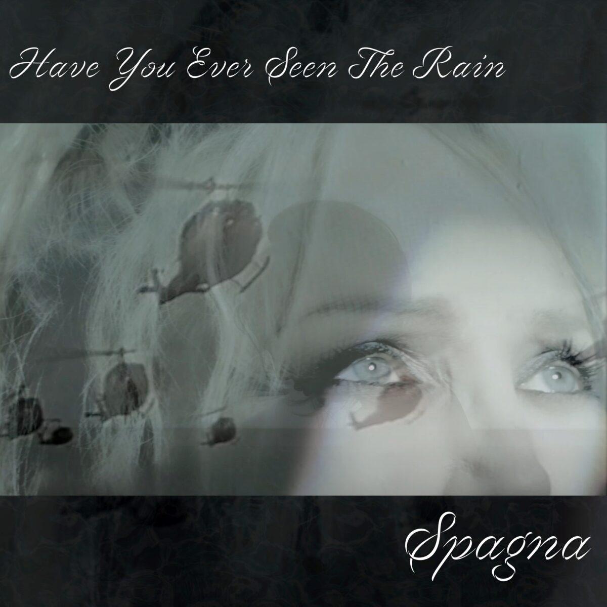 Ivana Spagna: mai smettere di amare e di sognare Cover