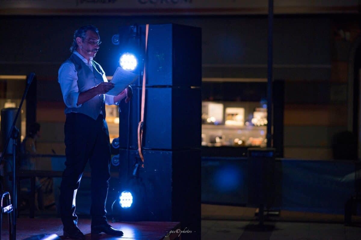 Musica a Teatro: Marco Ballerini