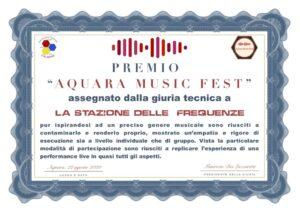 Non solo talent: Aquara Music Fest