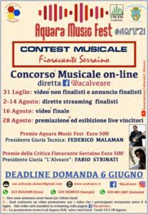Non solo talent: Aquara Music Fest, affrettati! 1