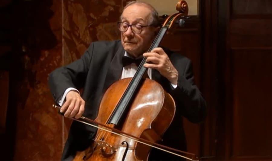 Concorso Internazionale Musica da Camera Miklós Perényi (Ungheria), violoncello