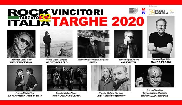 Vincitori del 2020