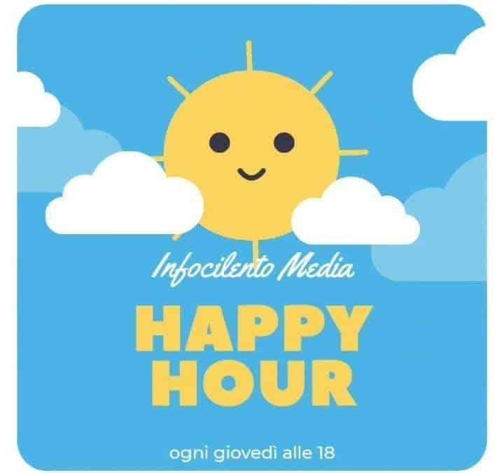 On Air 361: l'Happy hour di Info Cilento Logo