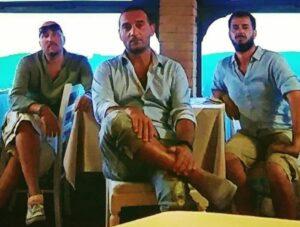 Tre amici toscani alla conquista dell'estate 1