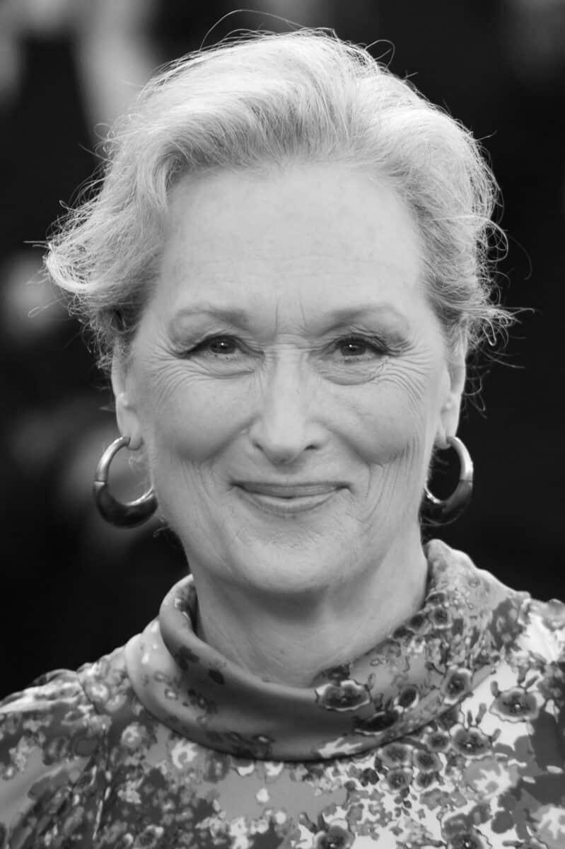 Sabina Filice, il ricordo tra le mani Meryl Streep Venezia