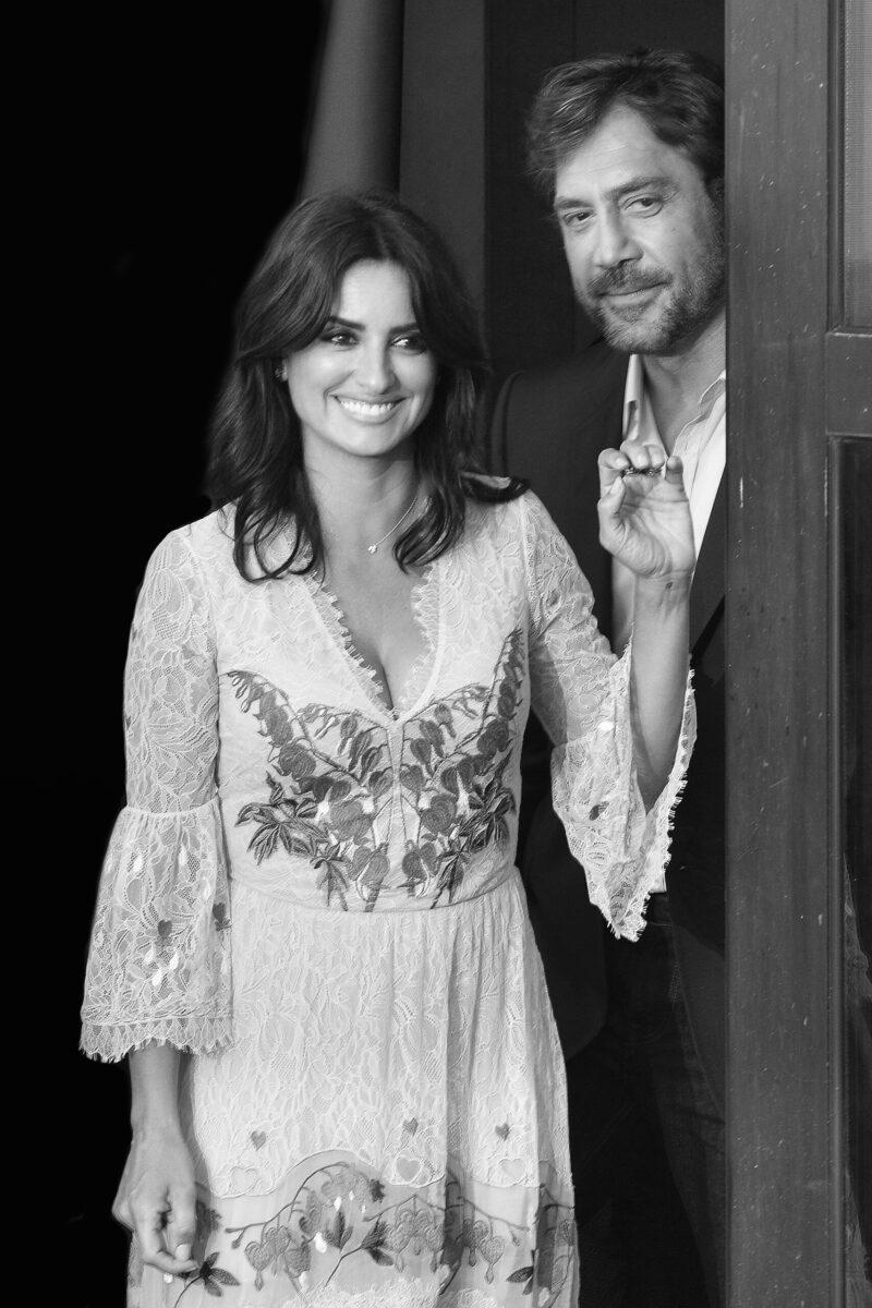 Vedere la Musica: Penelope Cruz & Javier Bardem Venezia
