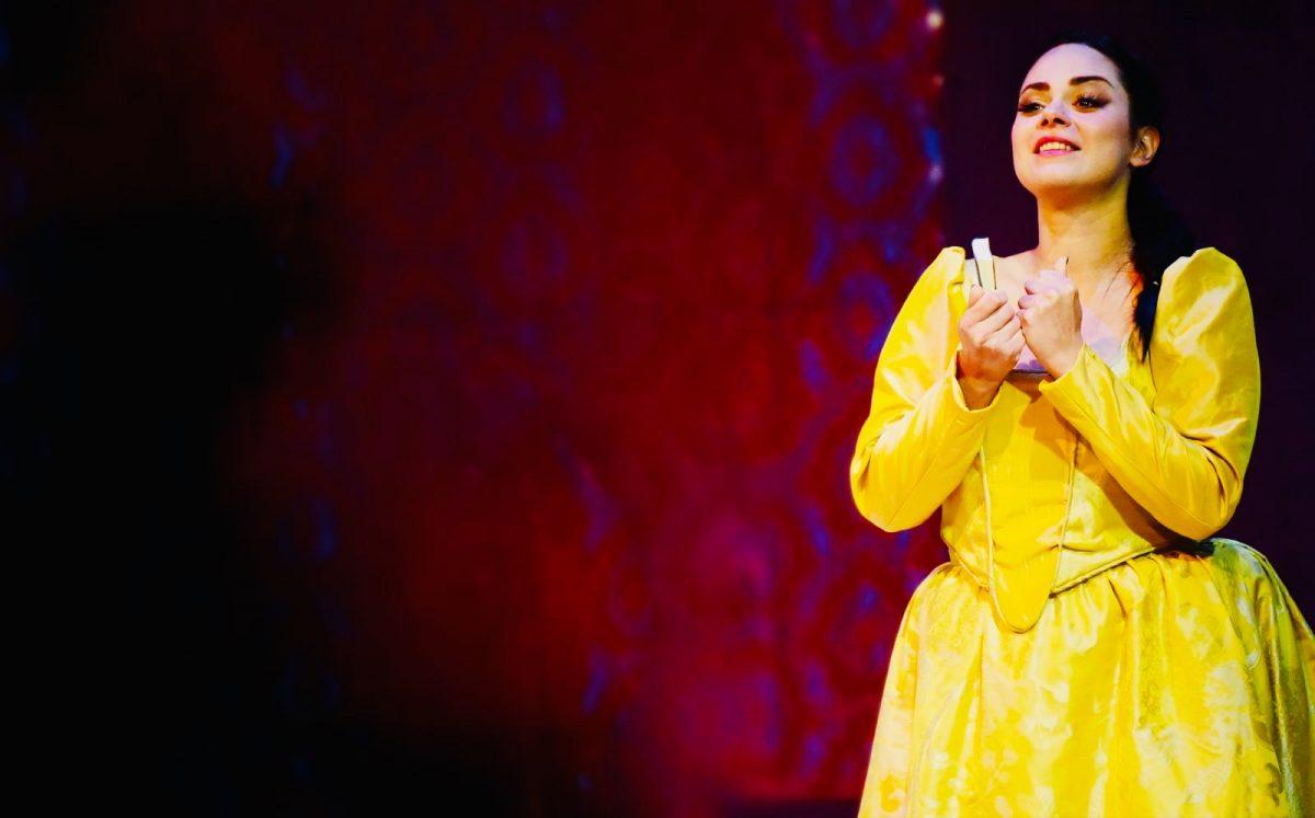 Musica a Teatro: Francesca Sartorato