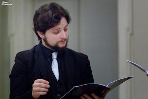 Musica a Teatro: Giacomo Contro il baritono appassionato
