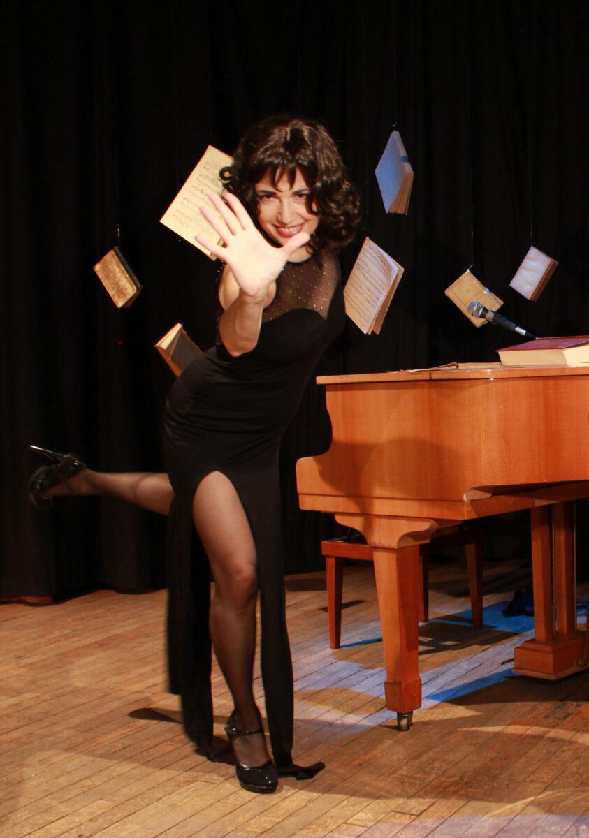 Musica a Teatro: Il suono e l'invisibile Susanna Parigi