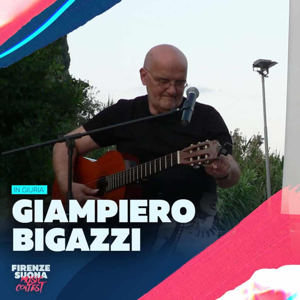 Non solo talent: Giuria Giampiero Bigazzi