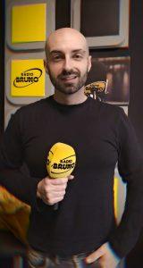 On Air 361: Daniele Guidetti di Radio Bruno Brescia 2