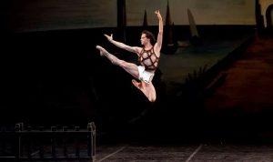 Federico Fresi: Boston Ballet, il sogno Americano 1