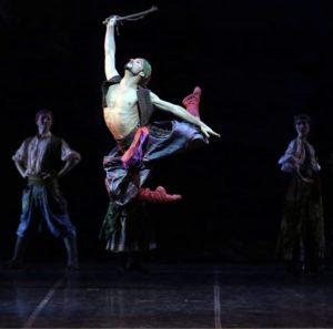 Federico Fresi: Boston Ballet, il sogno Americano 4
